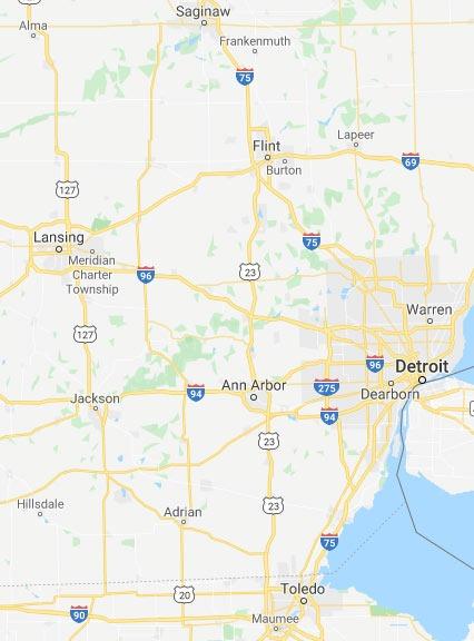 Metro Detroit Michigan Rithm Marketing Service Area 426px
