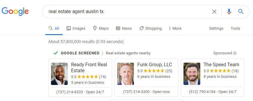 Google Screened Digital Marketing Local Services Ads Rithm Blog